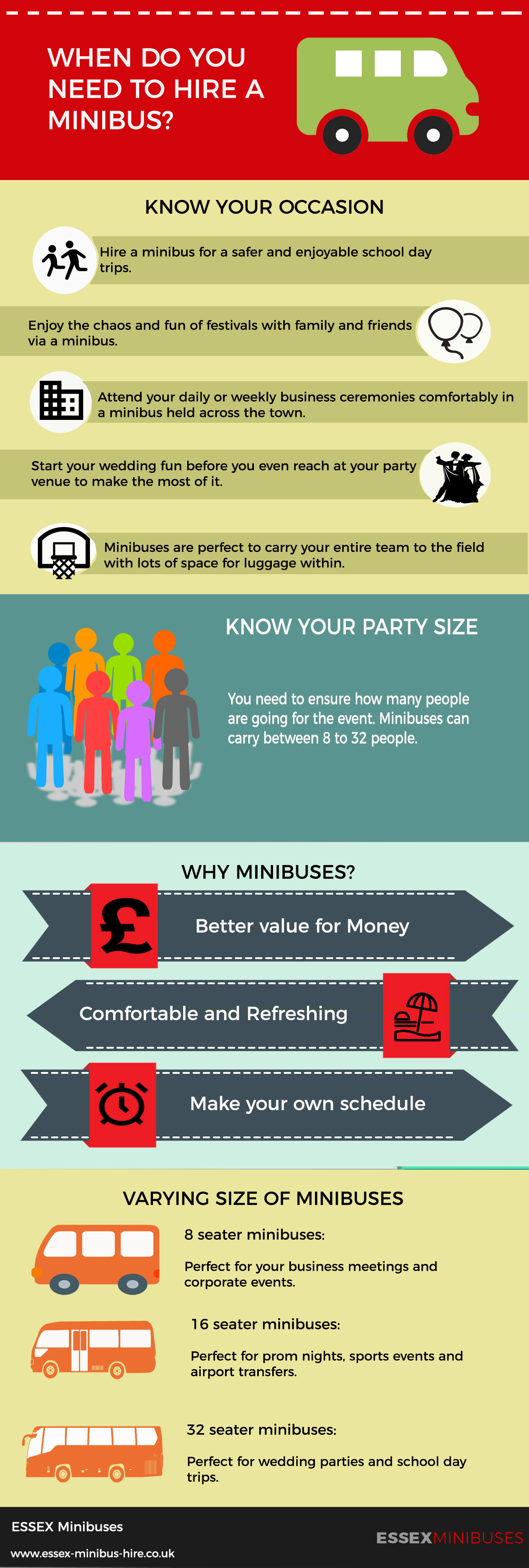 When Do You Need To Hire a Minibus?
